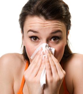 аллергия на холод насморк