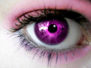 Violet-Eyes