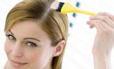 ошибки при окрашивании волос